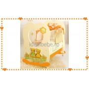 Baby Expert Italia - Patut CUORE crem-orange