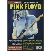 Roadrock International Lick library - Pink Floyd Learn to play (Guitar), DVD