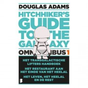 Hitchhiker's guide: The hitchhiker's Guide to the Galaxy - omnibus 1 - Douglas Adams