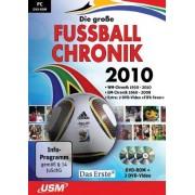 United Die große Fußball-Chronik 2010 (inkl. DVD-Video) - Preis vom 18.10.2020 04:52:00 h