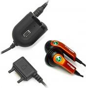Sony Ericsson Casque stéréo sony ericsson hpm-64d orange + adaptateur duo