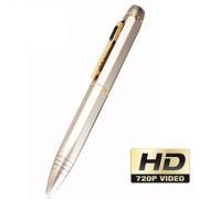 Elegantní Pero s kamerou - HD 1280x720 - 4GB Paměť