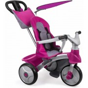 Triciclo Baby Tike Evolución Rosa - Famosa