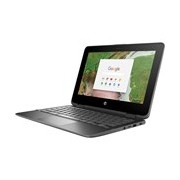 "HP Chromebook x360 11 G1 EE 29.5 cm (11.6"") Touchscreen LCD 2 in 1 Chromebook - Intel Celeron N3350 Dual-core (2 Core) 1.10 GHz - 8 GB LPDDR4 - 64 GB Flash Memory - Chrome OS 64-bit - 1366 x 768 - In-plane Switching (IPS) Technology - Convertible"