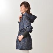 FILA UVアクティブスタイルミリタリーコート【QVC】40代・50代レディースファッション