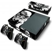 Xbox One Skin Estampa Pegatina - Star Wars Blanco