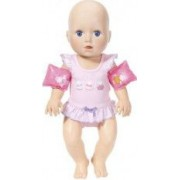 Papusa Baby Annabell - Invat sa inot