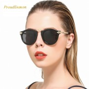 Ochelari de soare cu rama neagra ProudDemon