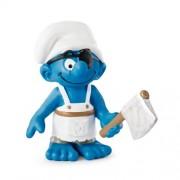 Schleich Ships Cook Smurf Toy Figure