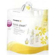 Medela Quick Clean Saco de Esterilização Microondas 5 Sacos