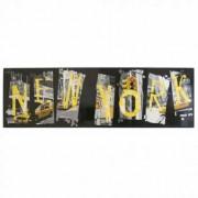 CUADRO GRAFFITTI NEW YORK