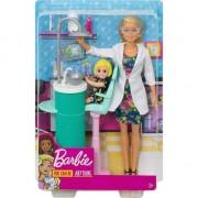 Set de joaca Barbie You can be, Stomatolog