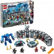 LEGO Marvel Avengers Endgame, Salón de armaduras de Iron Man