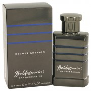 Baldessarini Secret Mission Eau De Toilette Spray By Hugo Boss 1.7 oz Eau De Toilette Spray