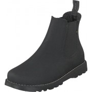 Kavat Bodås Jr Xc Black, Skor, Kängor och Boots, Chelsea Boots, Svart, Unisex, 36