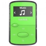SanDisk Odtwarzacz Clip Jam 8GB Zielony