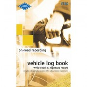 ZIONS VEHICLE LOG/TRAVEL AND EXPENSES RECORD BOOK