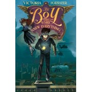 The Boy Who Knew Everything, Paperback/Victoria Forester