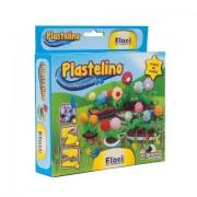 Set Plastelino mic - Flori