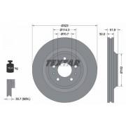 TEXTAR Discos De Freno CADILLAC 92261100 89047762