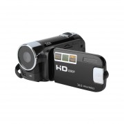 "ER 2.7 ""TFT LCD Full HD 720p Camara De Video Digital 16x Zoom Camara DV -Negro."