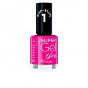 Rimmel London KATE SUPER gel nail polish #024-red ginger