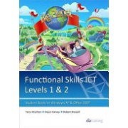 Functional Skills ICT Student Book for Levels 1 & 2 (Microsoft Windows XP & Office 2007) (CiA Training Ltd.)(Paperback) (9781860059483)