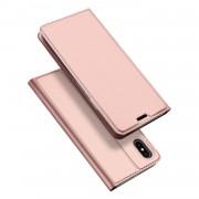 DuxDucis Pouzdro pro iPhone XS MAX - DuxDucis, SkinPro Rose