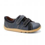 Bobux Kék tépőzáras kiscipő - 28 (4-5 éves)
