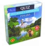 Przyroda i geografia Polski - gra edukacyjna