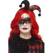 Kit machiaj Halloween arlechin