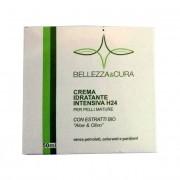 Bellezza e cura crema viso idratante intensiva pelli mature h24 50 ml