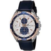 Casio Chronograph Off-White Dial Men's Watch-EFR-539L-7CVUDF (EX306)
