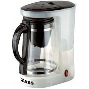 Cafetiera ceainic Zass ZCTM 01, 680W, 1L, Capasitate 8 cesti