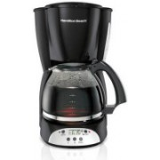 Hamilton Beach 238DLP3R0M3W Personal Coffee Maker(Black)