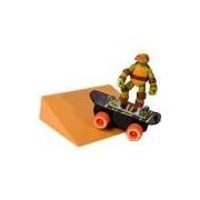 Veículo Básico Tartarugas Ninja Skate Multikids