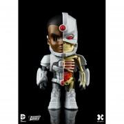 Kidrobot Xxray Cyborg Dc Comics Justice League Mighty Jaxx