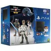Consola PlayStation 4 + Disney Infinity 3.0 Star Wars Starter Pack