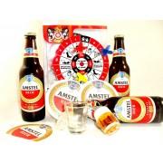Bierpakket Strip Darts Amstel