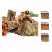 Csomagoló papír kockás 0,7x50m natúr, barna