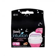 Wilkinson Sword Intuition Ultra Moisture náhradní hlavice s hydratačním účinkem 3 ks pro ženy