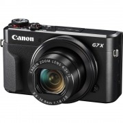 Canon PowerShot G7 X Mark II Aparat Foto Compact 21.1MP Full HD Negru