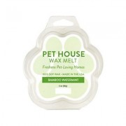 Pet House Bamboo Watermint Natural Soy Wax Melt, 3-oz
