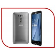 Сотовый телефон ASUS ZenFone 2 Laser ZE601KL 32Gb Silver