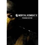 Warner Bros Interactive Entertainment Mortal Kombat X (Premium Edition) Steam Key GLOBAL