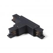 QAZQA 3-fas samlingsskena kontakt 'TLB' Moderna svart/polyester Inomhus