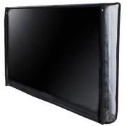 Dream Care Transparent PVC LED/LCD TV Display Protectors Cover For Samsung 32 Full HD Dc32E Smart Signage Direct-Lit Led TV - Black
