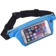 Blue Birds Outdoor Sports, Waist Bag, Unisex, WaterProof Can Hold Sporting Accessories ,Also Keys, Money, Cards , Mobile Phones upto 6 Inch with free size Adjustable Belt(Multicolor)