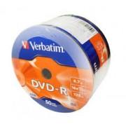 DVD-R Verbatim 1/50 (u foliji)