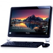 COMPUTADOR ALL IN ONE TELA 21,5 CORE I7 8GB HD 256 SSD WIN10 HDMI